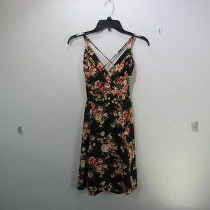 NikiBiki Women's mini floral dress size small